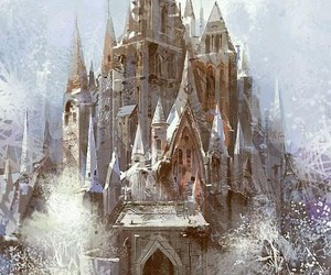 beautiful, castle, and king image