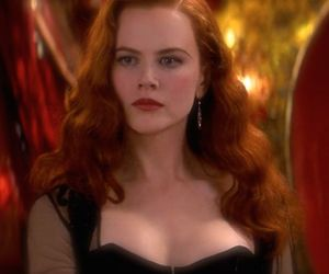 film, moulin rouge, and Nicole Kidman image