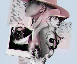 Collage, edit, and gaga image