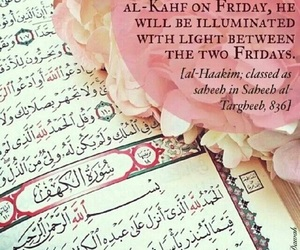 islam, quran, and friday image
