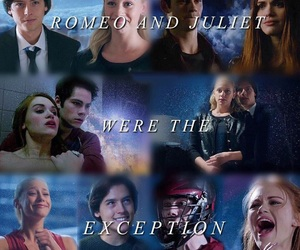riverdale, bughead, and stydia image
