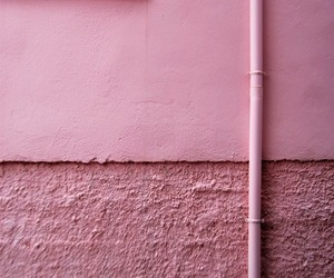 pink and wall image