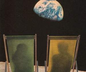 love, earth, and art image