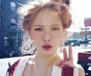 edit, 4minute, and kim hyuna image