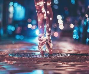 light, dance, and ballet image