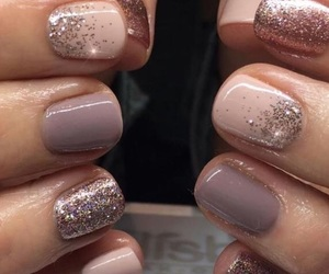 couple, inspiration, and nails image
