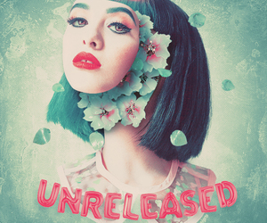 melanie martinez, unreleased, and art image