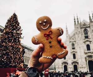accessoires, smile, and cookie image