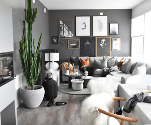 home, decor, and interior image