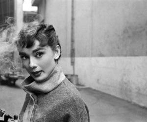50s, 60s, and audrey hepburn image