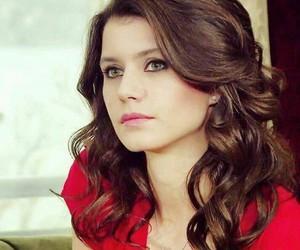 beautiful, bihter ziyagil, and hair image