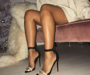 donna, femme, and legs image