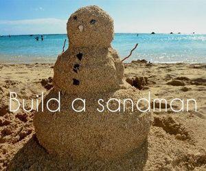 beach, wish list, and bucket list image
