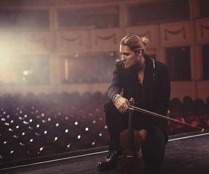 handsome, talent, and violin image