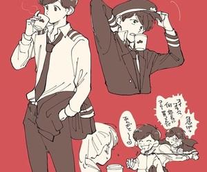 todomatsu and osomatsu san image
