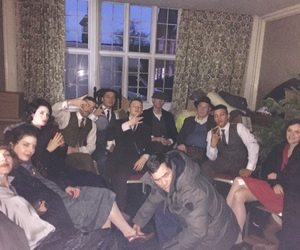 Birmingham and peaky blinders image