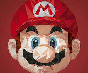 mario, game, and nintendo image