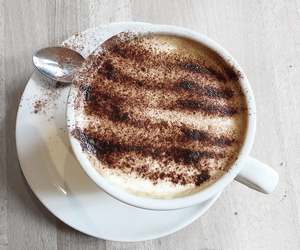 coffee, lovely, and drinks image