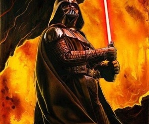 a new hope, Anakin Skywalker, and dark side of the force image