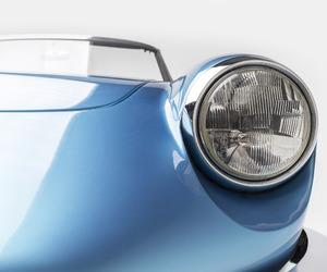blue, cars, and ferrari image