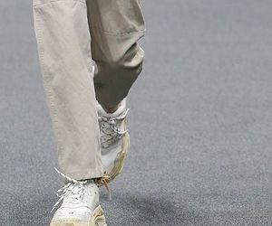 adidas, champion, and kanyewest image