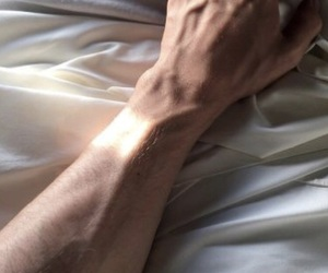 arms, attractive, and guys image