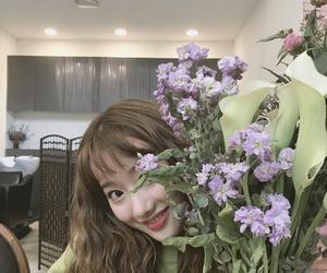 april, lq, and naeun image