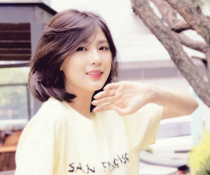 edit, hayoung, and kpop image
