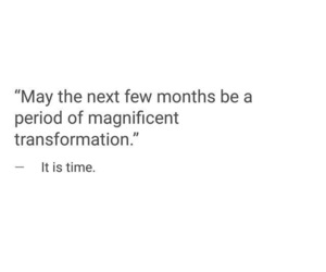 quotes, life, and transformation image