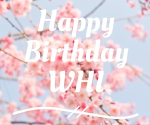 easel, happy birthday, and we heart it image
