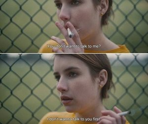 Palo Alto, quotes, and emma roberts movie image