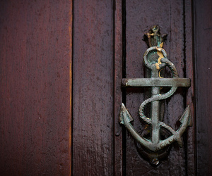 anchor and door image