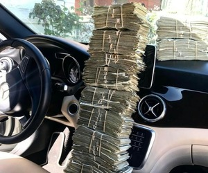 cash and money image