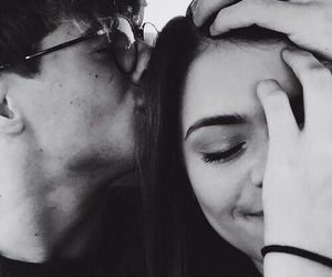couples, cute couples, and relationship goals image