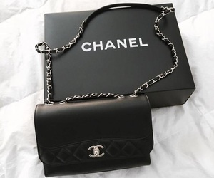 chanel, handbags, and style image