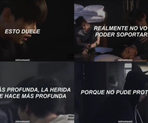 frases, jin, and v image