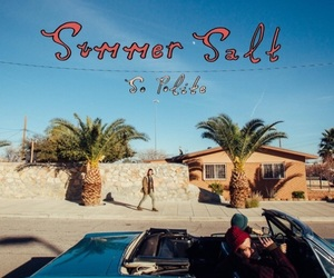 aesthetic, summer salt, and album image