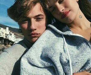 boy, girl, and lucky blue smith image
