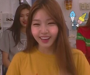 kpop, low quality, and ioi image