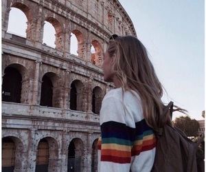 girl, goals, and wanderlust image