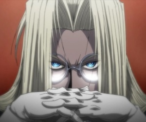 anime, hellsing, and hellsing ultimate image