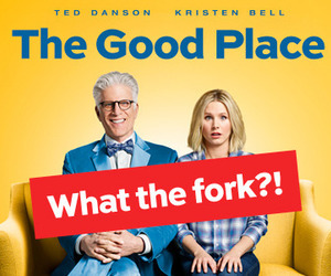 serie, netflix, and the good place image