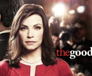 the good wife, netflix, and seies image