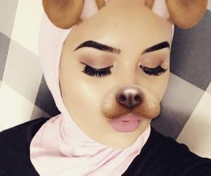 allah, mecca, and muslim girl image