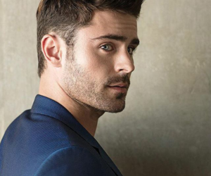 handsome, Hugo Boss, and zac efron image