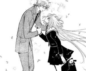 anime, love, and clamp image