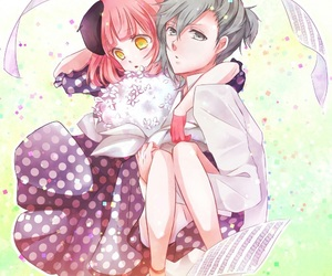 mikaze ai, anime couple, and uta no prince sama image