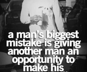quotes, mistakes, and man image