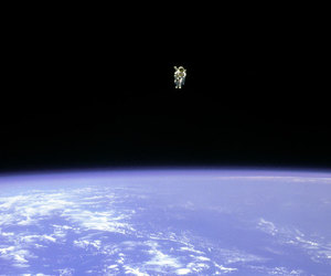 amazing, astronaut, and earth image