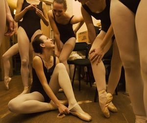 ballet and dancers image